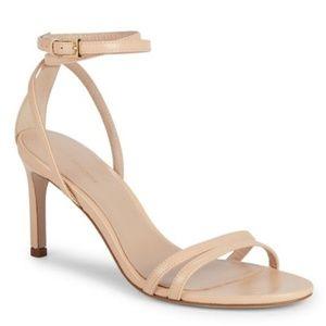 New STUART WEITZMAN Lexie Leather Sandal